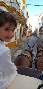 paseo a caballo sanlucar 1