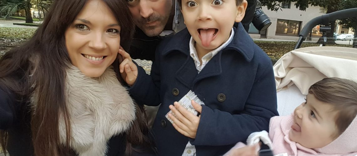 ANÉCDOTAS. Los 5 momentos más graciosos de nuestra vida como padres.